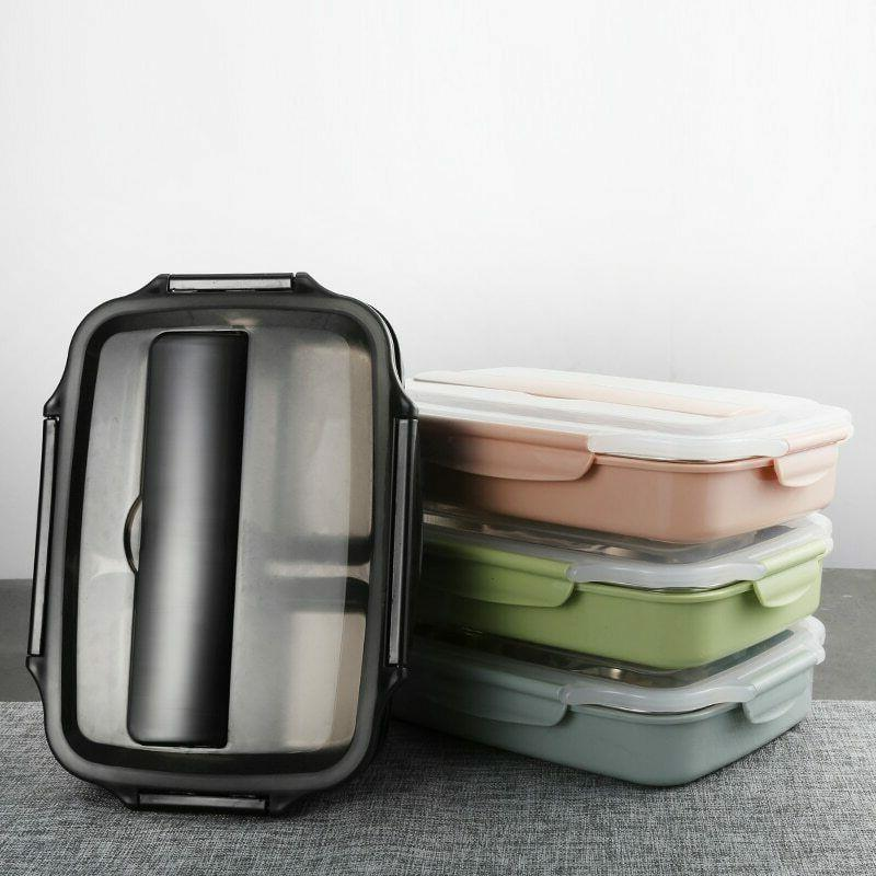 Stainless Steel Lunch Box Food for
