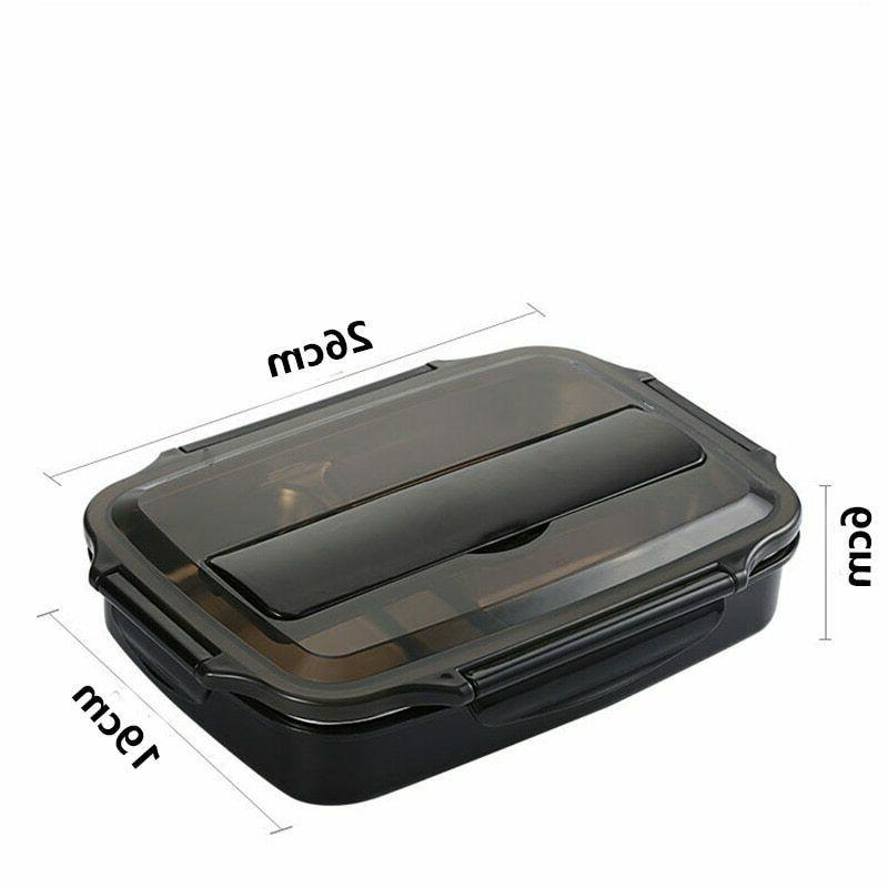 Stainless Steel Thermal Lunch Box Food for men women Kids