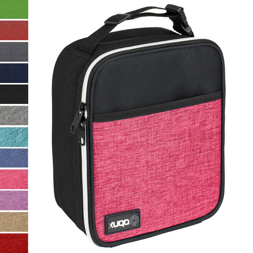 Thermal Insulated Lunch Bag For Kids Boy Girl