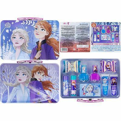 townley girl disney frozen 2 lunch box