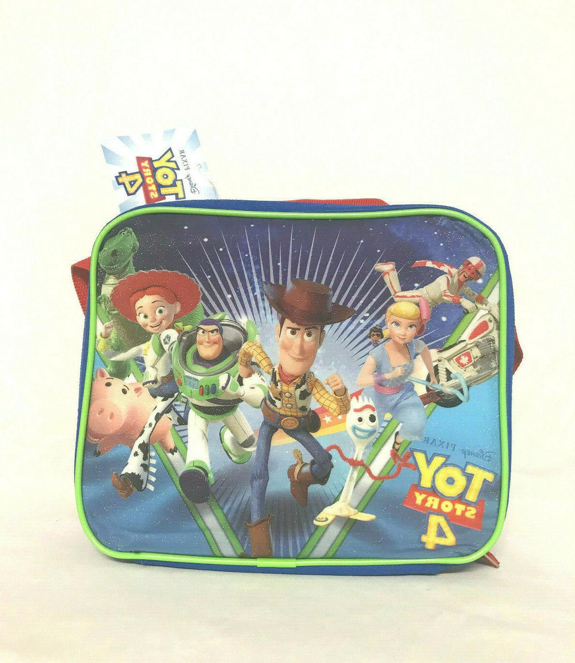 toy story 4 insulated lunch bag shoulder