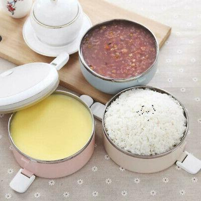 Stainless Insulated Lunch Boxes Food-Organizer