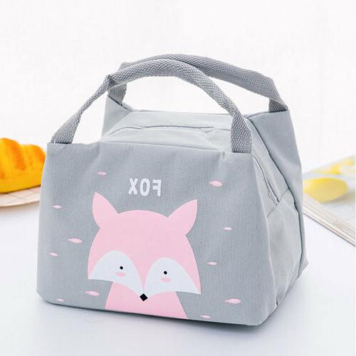 Unicorn Women Portable Insulated Bag Box