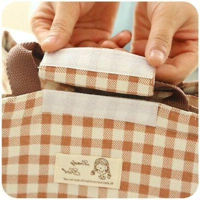 Women Bags Insulated Tote Box