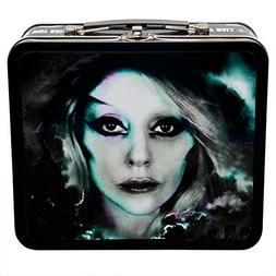 "Lady Gaga ""Admat"" 2013 Canceled Tour Tin Lunch Box & Thermos"