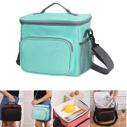 Large Capacity Picnic <font><b>Bag</b></font> Insulated Cool