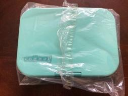 Yumbox Leakproof Bento Style Lunch snacks Box Container Teal