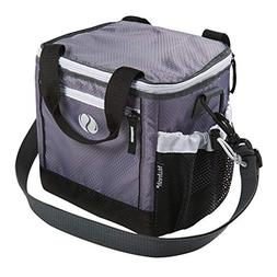 Fit & Fresh Sport Lunch Bag, Small Insulated Cooler Bag for