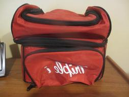 Lunch Bag Box & Cooler Combo with Insulated Compartments