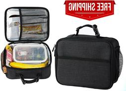 Lunch Bag for Women Men,Leakproof Lunch Box for Adult&Kids,