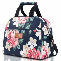 lunch bag for women with shoulder strap