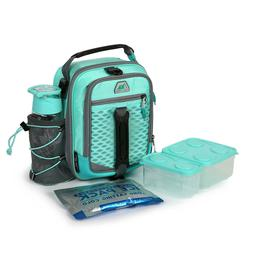 Arctic Zone Lunch Bag High Performance Pack Dual Compartment