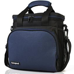 Lunch Bag Insulated InsigniaX Adjustable Straps with Side an