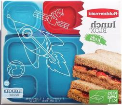 Rubbermaid 7 Piece Lunch Blox Lunch Kit Modular Entree Food