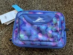 High Sierra LUNCH BOX Blue. New With Tags