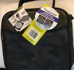 Arctic Zone Lunch Box Combo With Accessories And Microban®