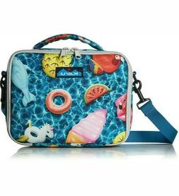 KAVU Lunch Box Float Riot One Size New Retail $40 Pool Fruit