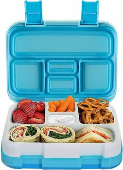 Lunch Box for Kids Childrens, Bento lunch Box for Boys Girls