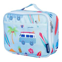 Wildkin Lunch Box, Insulated, Moisture Resistant, and Easy t