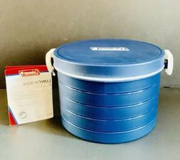Coleman Lunch Box Plastic 32 oz. Bowl Hot or Cold Foods & Co