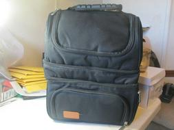 SABLE LUNCH BOX TOTE INSULATED NEW