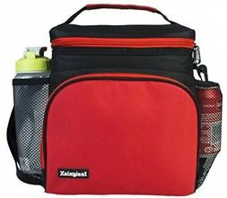 Lunch Boxes Soft Cooler Insulated Large Travel Lunch Bag For