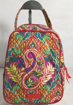 Vera Bradley Lunch Bunch, Paisley in Paradise