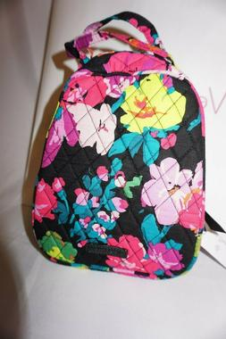 Vera Bradley Lunch Bunch Insulated Quilted Bag Hilo Meadow C