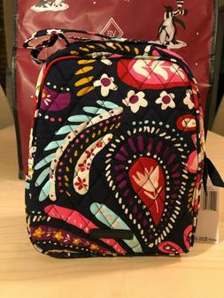 Vera Bradley LUNCH BUNCH Quilted Insulated Lunch Bag Tote ~