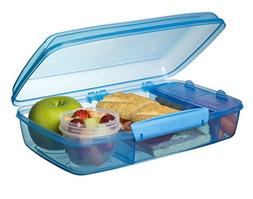 Sistema Lunch Collection Bento Box for Food Storage, Multico