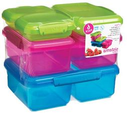 Sistema Lunch Collection Multi Piece Food Storage Containers