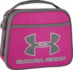 Under Armour Lunch Cooler, Tropical Pink