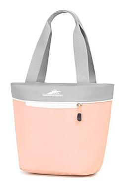 High Sierra Lunch Tote, Sand Pink/Ash/White