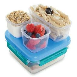 Rubbermaid LunchBlox Leak-Proof Entree Lunch Container Set,