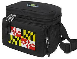 Maryland Lunch Bag Cooler BEST Lunchboxes WELL MADE! ADJ. SH