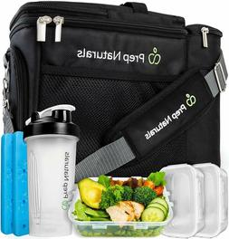 Meal Prep Bag Meal Prep Lunch Box - Meal Prep Insulated Lunc