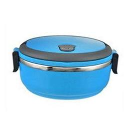 Metal Lunch Box Portable Japanese Thermal Bento Box Thermos
