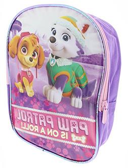 Mini Backpack - Paw Patrol - Skye and Everest Purple New PG2