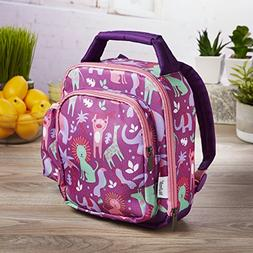 Fit & Fresh Mini Lunch Backpack for Kids, Insulated with Sid