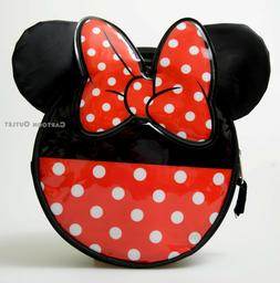 MINNIE MOUSE EARS KIDS INSULATED LUNCH BOX SACK TRAVEL SCHOO