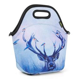 Neoprene Lunch Bags for Women Insulated Men Lunch Box Tote P