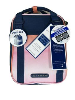 New Arctic Zone Dabney Lee Expandable Lunch Bag Hard to Find