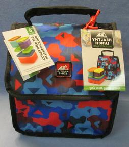 NEW Arctic Zone Healthy Lunch Insulated Pack Cooler Bag and