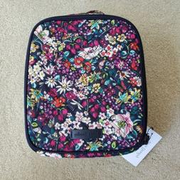 New Vera Bradley LUNCH BUNCH Itsy Ditsy insulated bag tote s