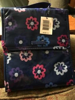 New W/tags Vera Bradley Insulated Lunch Sack Lunch Bag Ellie
