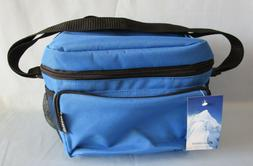 New With Tags Everest Cooler Lunch Bag Royal Blue One Size