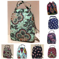 NWT Vera Bradley insulated LUNCH BAG - LUNCH BUNCH BAG - LUN