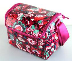 NWT Vera Bradley Stay Cooler Lunch Box in Bloom Berry