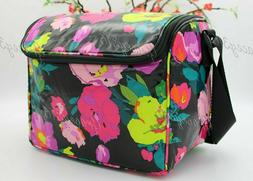 NWT Vera Bradley Stay Cooler Lunch Box in Hilo Meadow