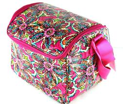 NWT Vera Bradley Stay Cooler Lunch Box in Sunburst Floral